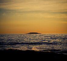 Tom Thumb Island by Geraldine Lefoe