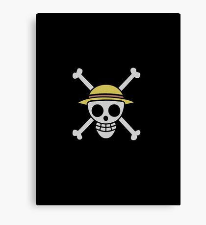 WHY JOIN THE NAVY WHEN YOU CAN BE A PIRATE? Canvas Print