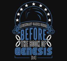 Before The Book Of Genesis (Sonic Legendary Gamer) by RockyVega (The Brand Master)
