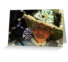 Dressed Up Greeting Card