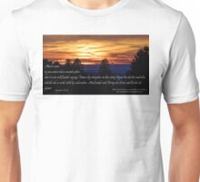 Really Terrible Bible Inspirations Gen. 38:24 Unisex T-Shirt