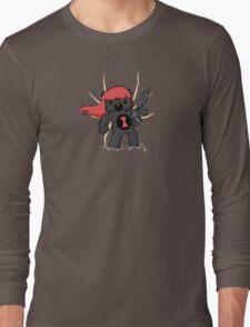 Bear Widow Long Sleeve T-Shirt