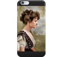 Billie Burke, Washington D.C. 1908 iPhone Case/Skin
