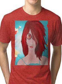 Sun Burn Tri-blend T-Shirt