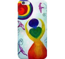 Chakra Angel iPhone Case/Skin