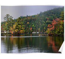 New York's Adirondack region III Poster