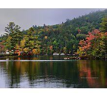 New York's Adirondack region III Photographic Print
