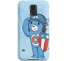 Captain  Americare Samsung Galaxy Case/Skin