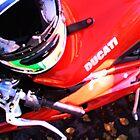 Ducati Morning by Dave McBride