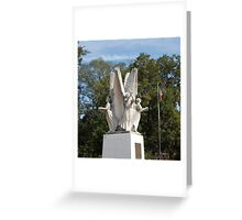The Four Freedoms Greeting Card