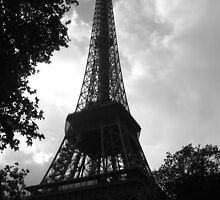 Eiffel Tower by twoboos