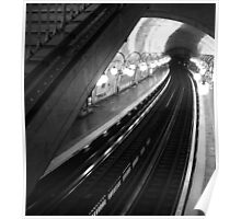 The Metro Poster