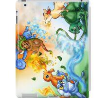 Starter Battle iPad Case/Skin