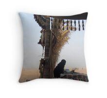 Bedouin Throw Pillow