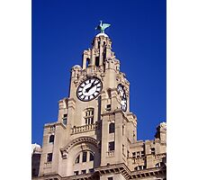 Liver Building Liverpool Photographic Print