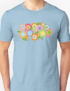 Seamless pattern with flower T-Shirt