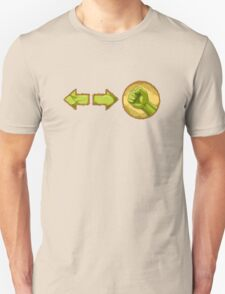 rolling attack - Blanka T-Shirt