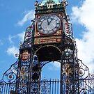Clock in Chester by susanmcm