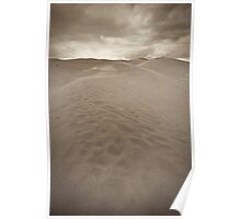 Sand Dune S Poster