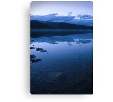 Leadville Blue Water Canvas Print