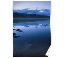 Leadville Blue Water Poster