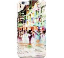 Vienna Rhapsody in Greys iPhone Case/Skin