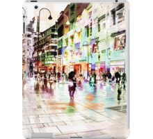 Vienna Rhapsody in Greys iPad Case/Skin