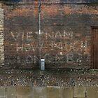 Cambridge, wall by Simon Yeomans