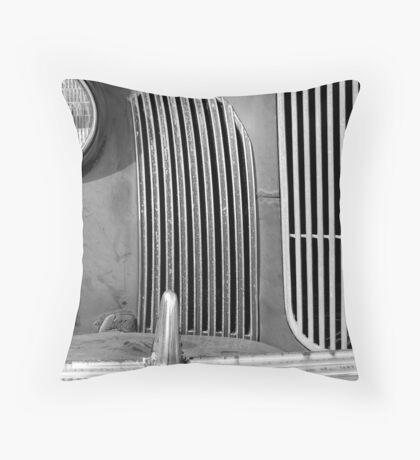 68 Years Ago Throw Pillow