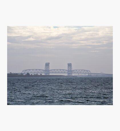 Marine Parkway Bridge Photographic Print