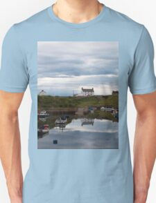 Harbour reflections Unisex T-Shirt