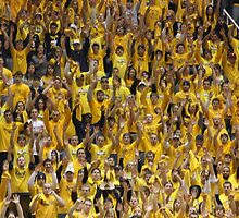 WVU Basketball by thorn