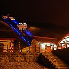 Saltburn-by-the-sea  -  The Cliff Lift by dougie1page2