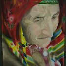 old woman by thierryL