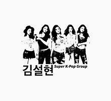 Seolhyun x 5 (Super k-pop group) Unisex T-Shirt