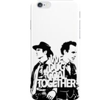 The Ballad of Raylan and Boyd iPhone Case/Skin