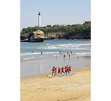 Surf Lessons Anyone? Photographic Print
