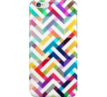 Seamless pattern with geometric  iPhone Case/Skin