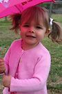 Little Girl All In Pink ! by Evita