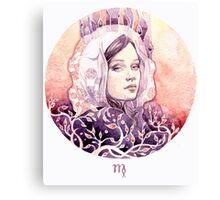 - Bella Virgo - Canvas Print