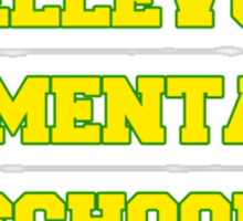 BELLEVUE ELEMENTARY SCHOOL Sticker