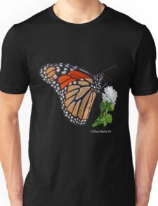 Monarch Butterfly Tee Unisex T-Shirt