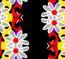 Flower lays Sticker