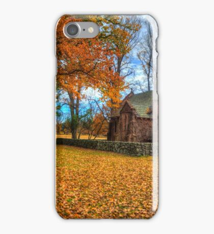 Blessed  - All Saints Church - Gostwyck NSW - The HDR Experience iPhone Case/Skin