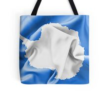 Antarctica Flag Tote Bag