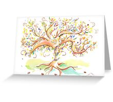 Tree of life / An animation for the Fanconi Anemia Research Fund  Greeting Card