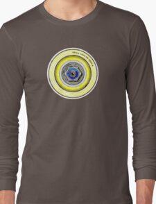Skateboard Wheel Pattern T-Shirt