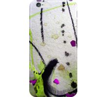 A Twist Of Lime iPhone Case/Skin