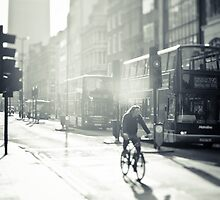 London in Black and White by Giorgio Fochesato