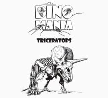 Dino Mania Triceratops Kids Clothes